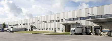 17.800 qm Logistikfläche ab Januar 2020 frei