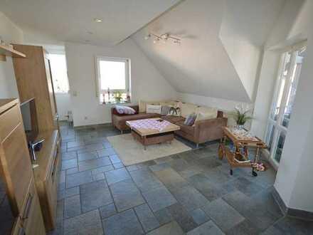 Luxus auf zwei Etagen 4 Zimmer Loftwohnung zentral in Bad Saulgau