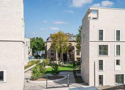 Exklusive 2,5-Zimmer-Wohnung im privaten Park in Bayenthal, Köln