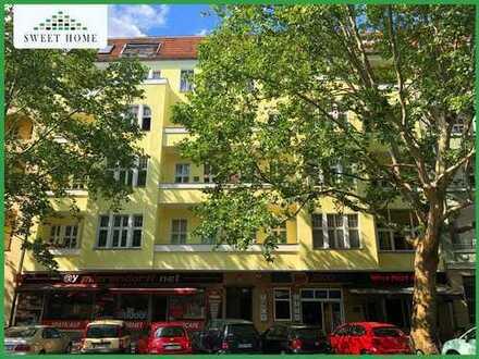 Unwiderstehlich geräumige Wohnung im Zentrum von Berlin!