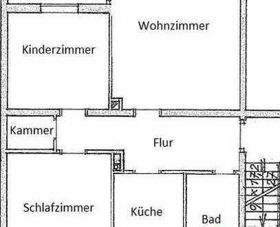 Erstbezug nach Sanierung: Schöne 3-Zimmer-Wohnung in Rosenheim
