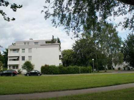 Sonnige 3-Zimmer-Penthouse-Wohnung mit 360-Grad-Terrasse in Kempten - Franzosenbauer