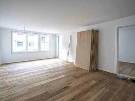 3 Zimmer Büroräume mit Terrasse