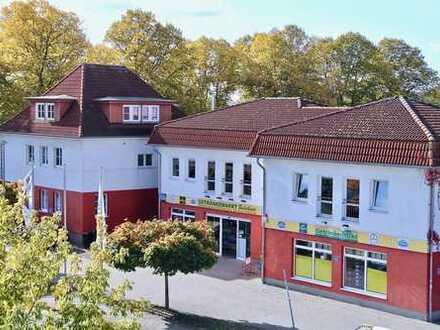 HORN IMMOBILIEN ++ Neubrandenburg Katharinenviertel vermietetes Wohn- und Geschäftshaus