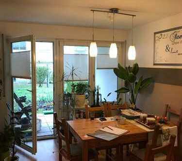 Schöne 2-Zimmer-Terrassen-Wohnung in angesagter Lage