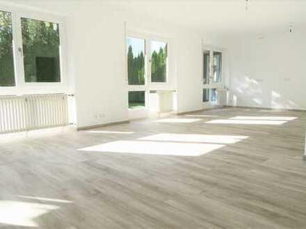 Familienfreundliche 5-Zimmer Wohnung mit großem Garten in ruhiger Zentrumslage von Bad Saulgau