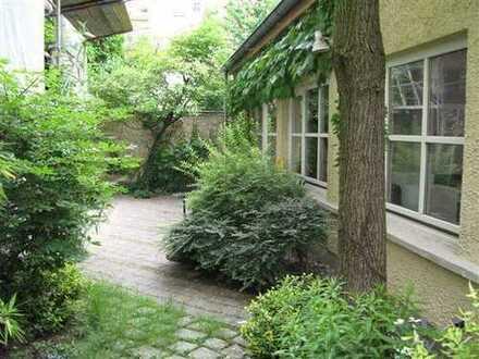 offen für alle Ideen - Loft mit idyllischem eigenem Garten!