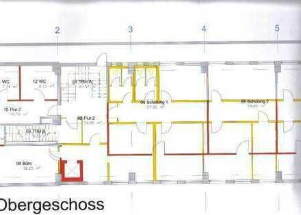 Räumlichkeiten für Büro, Praxis, Tagungen direkt in Hameln, Nutzfläche 250 qm auf eine Etage