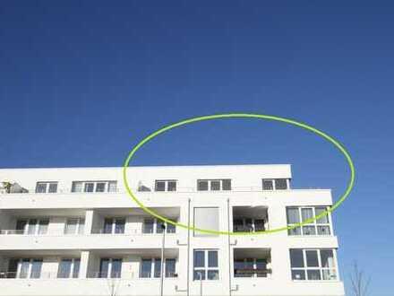 DIREKT VOM EIGENTÜMER! Neubau-Penthaus-Komfort-Whg. (Nr. 3.07) mit großzügiger Dachterrasse