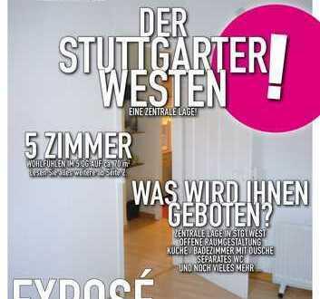 Wohngemeinschaft - Studenten aufgepasst -DG Wohnung Stuttgart-West!!!!!