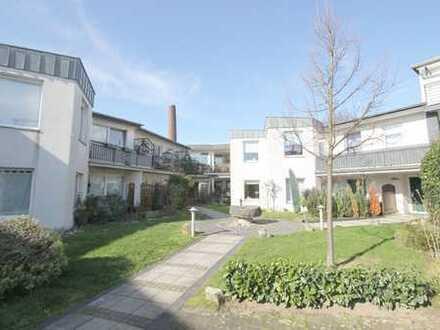 Barrierefrei begehbare EG-Wohnung mit 2 Bädern und Terrasse im Dreikönigenviertel