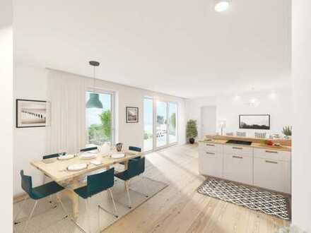 Traumhafte Penthouse-Wohnung mit einzigartiger Dachterrasse - Neubau