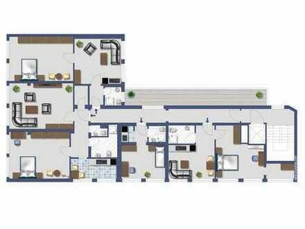Erstbezug nach Sanierung: attraktive 2-Zimmer-DG-Wohnung mit Balkon in Essen