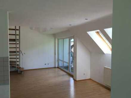 Gepflegte 3-Zimmer-Maisonette-Wohnung mit Balkon in Freudenstadt-Christophstal