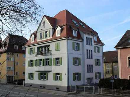 160m² - Exklusives Wohnen in komplett sanierter Jugendstilvilla in RV-Zentrum (Niedrigenergie)