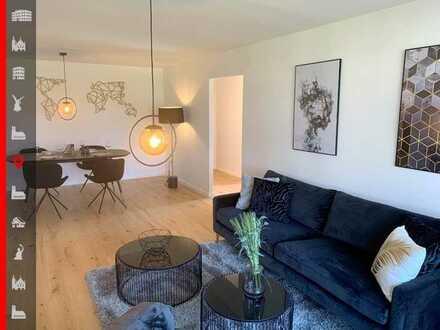 Hochwertig renovierte und sonnige 3-Zimmer-Wohnung