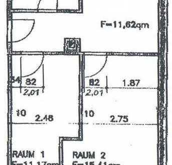 Preiswerte, sanierte 2,5-Zimmer-Wohnung zur Miete in Groitzsch