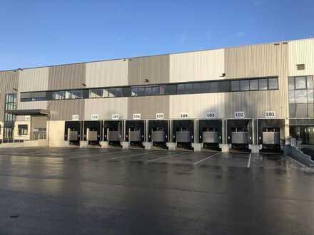 Ab sofort & flexible Laufzeiten: Logistikflächen im Neubau Erstbezug - provisionsfrei