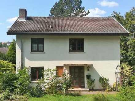 -Reserviert- Charmevolles Einfamilienhaus mit idyllischem Garten