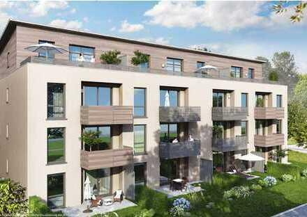 Topmoderne Gartenwohnung, 5 min nach Basel-Zentrum