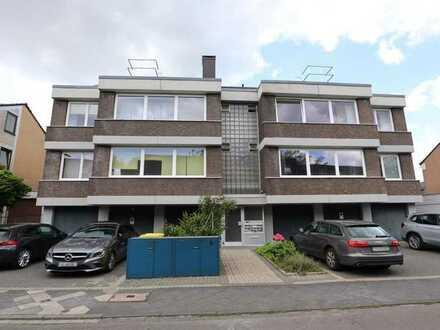 Gut geschnittene 3-Zimmerwohnung in ruhiger Lage von Düsseldorf-Lörick