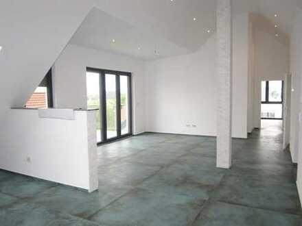 Elegante 4 Zimmer-Dachgeschoßwohnung mit großem Balkon in gesuchter Lage von Erzhausen!