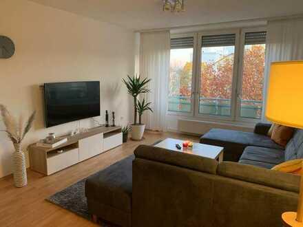 Ansprechende 3-Zimmer-Wohnung mit Einbauküche in Mannheim