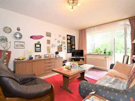 Hanau: Vermietete 2 Zimmer Wohnung (115)