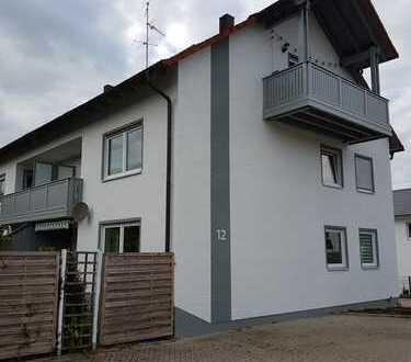 Ruhige drei Zimmer Wohnung in Augsburg (Kreis), Gessertshausen