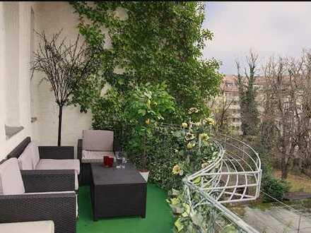 3 Zimmer Altbau in unmittelbarer Nähe zum Herzogpark