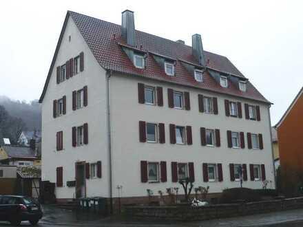Zentrumsnahe Wohnung