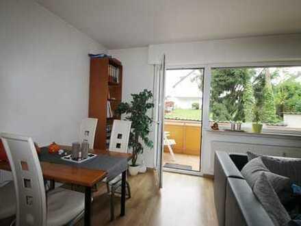 Top renovierte Wohnung mit Balkon in ruhiger Lage Dtzb. Hexenberg