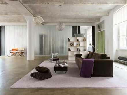 Einzigartiges Loft: Büro, Atelier oder Co-Working-Space in Kreuzberger Top-Lage!