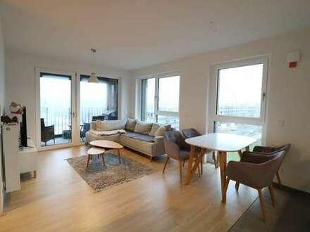 Besichtigungen möglich - Freundliche 3 Zimmer Wohnung mit Süd-West Balkon