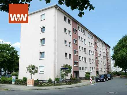 Gut geschnittene 3-Zimmer-Wohnung in ruhiger Lage der Vahr