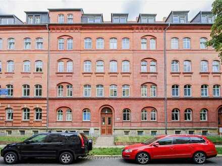 +++ Gepflegte 3-Zimmer-Wohnung in Chemnitz - Hilbersdorf +++