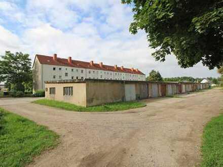 Grundstück für Geschosswohnungsbau unweit vom Stienitzsee