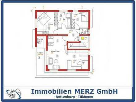 ~~Hochwertig ausgestattete 3 Zimmer Penthouse-Neubauwohnung ~~