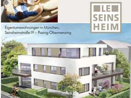 *~2-Zi.Erdgeschosswohnung mit privatem Gartenanteil~* LE SEINSHEIM