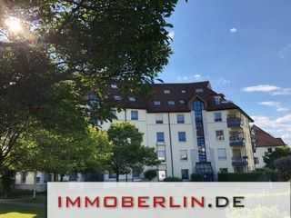 IMMOBERLIN: Moderne vermietete Wohnung mit Südloggia