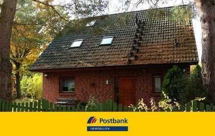 Schickes Einfamilienhaus in Staaken - bezugsfrei.