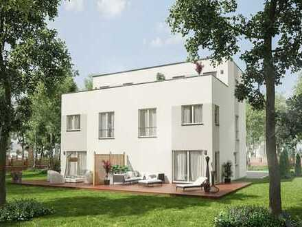 Ein Haus der Extraklasse mit Dachterrasse, Studio und bodentiefen Fenstern!