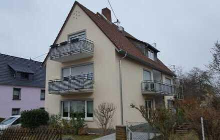 Vollständig renovierte 4-Zimmer-Wohnung mit Balkon in Bad Kreuznach