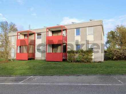 Gestaltungspotenzial: Familienfreundliche 4-Zi.-Whg. mit Balkon in Horb am Neckar