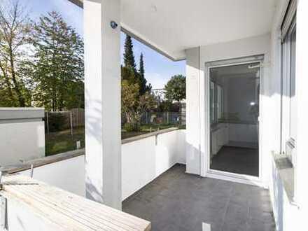 Modernisierte 2,5 Zimmer Wohnung mit Balkon in ruhiger Lage von Denkendorf
