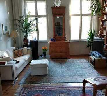 Bezugsfreie Altbauwohnung in schöner Altbauvilla in Berlin-Wannsee