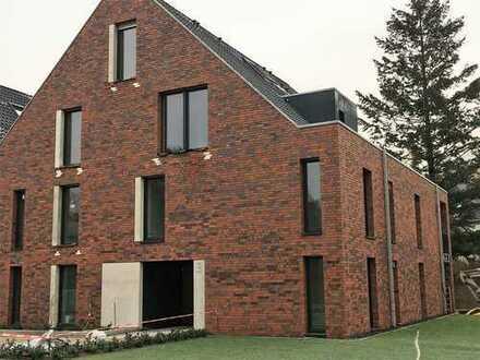 Besonders ausgestattete, luxuriöse 4-Zimmer-Wohnung in Borken, Erstbezug, zentrale Lage, EBK