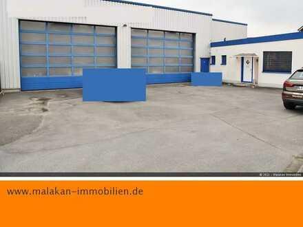 Lager- / Gewerbehalle mit angebautem Bürotrakt in Bielefeld