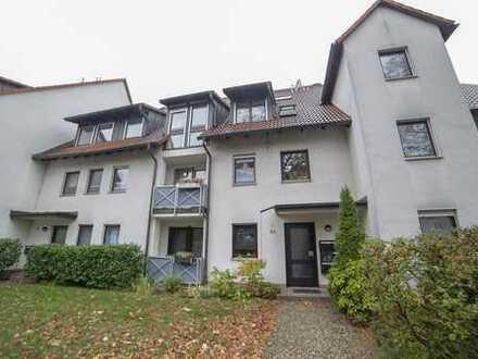 Helle und außergewöhnliche 4-Zimmer-Maisonettewohnung mit Galerie und Balkon