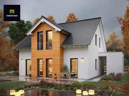 Jetzt Haustraum erfüllen mit massahaus - KFW 55 - Fußbodenheizung uvm.